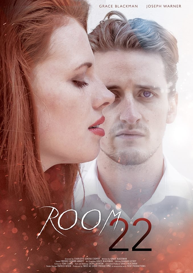 Room 22 Poster: Courtesy of Sarah Louise Burns Photography and Patrick Ryder Poster Design