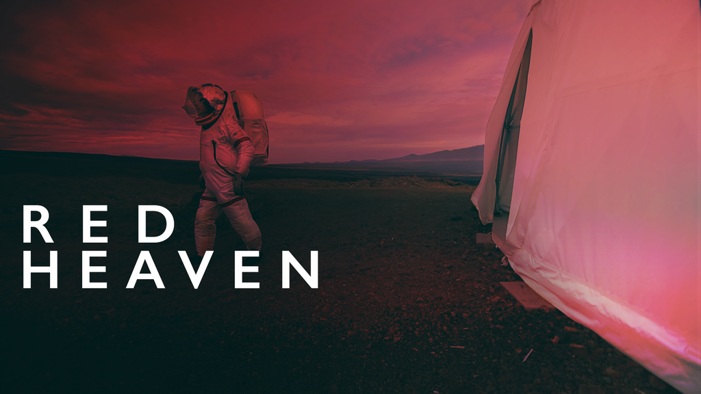 RED HEAVEN project video thumbnail