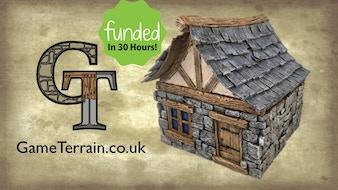 GameTerrain.co.uk - Buildings for Tabletop Gaming