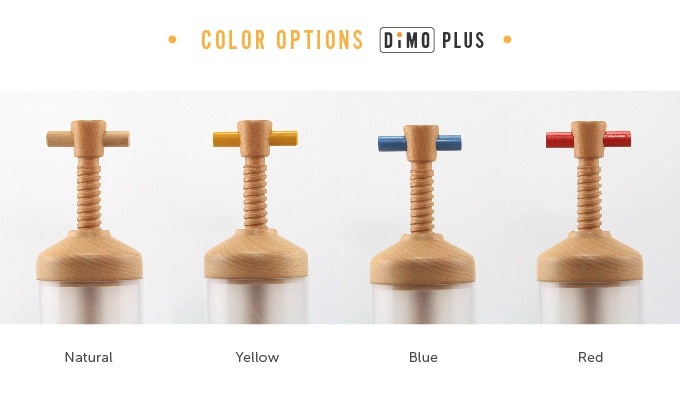 Color options Dimo Plus