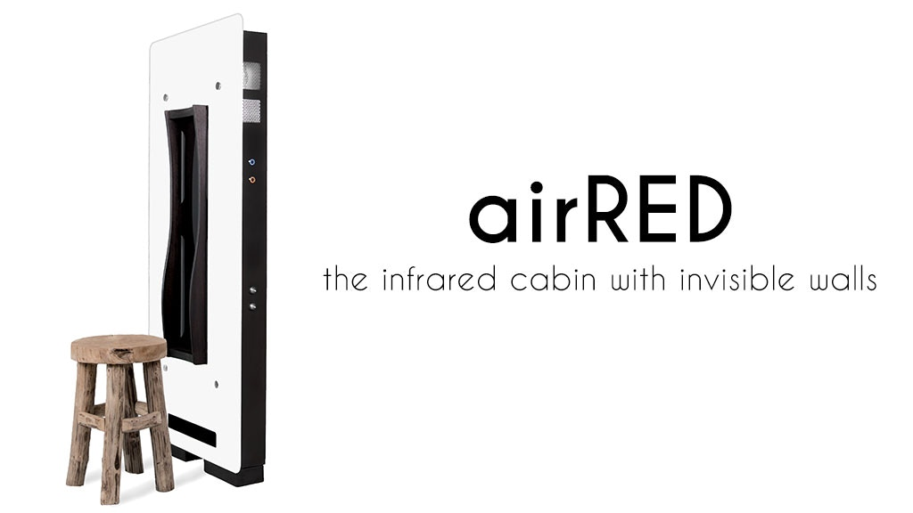 airRED - the infrared cabin with invisible walls project video thumbnail