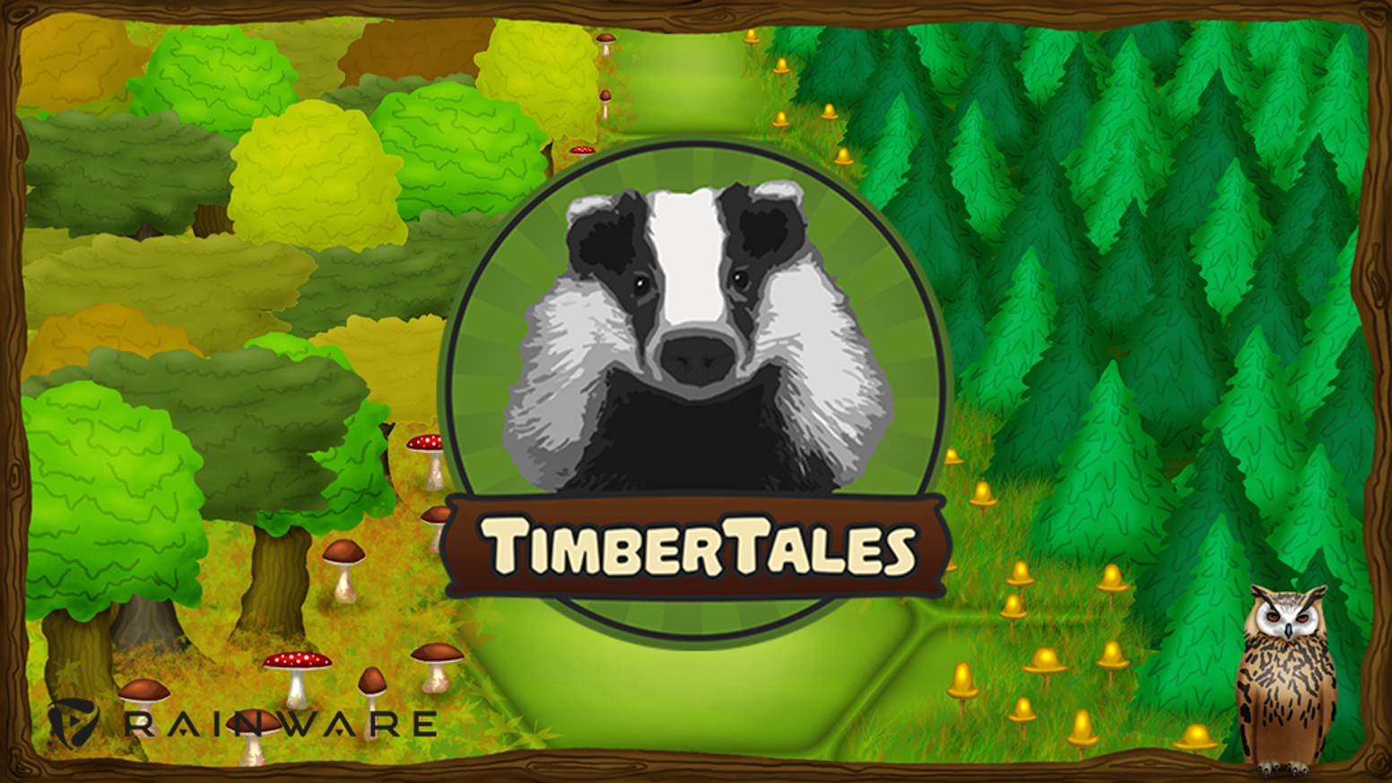 Timbertales is a turn based strategy game on hex tiles in a fantasy genre and will be available for iOS, Android and Desktop