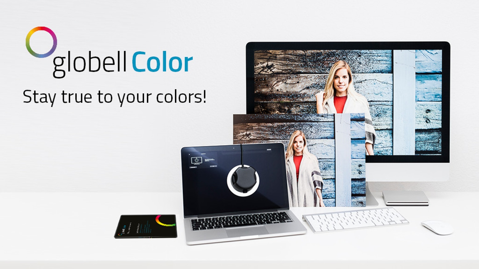 Professional screen calibration for everyone. globellColor makes color calibration easy and affordable without any compromises. Subscribe to our newsletter to get latest news!