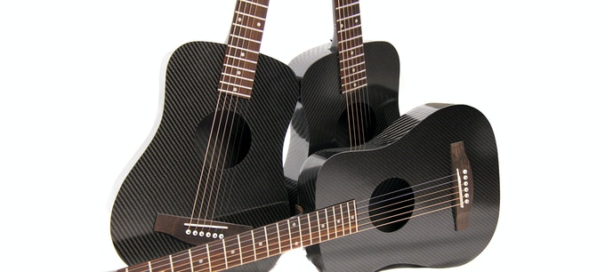 Family Package (only three guitars featured here, instead of four)