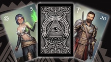 CANASTICUS - The Personalised, Tactical, Fantasy Card Game