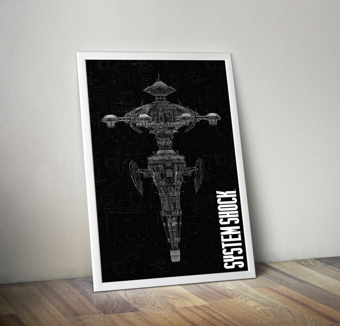 Limited Edition Screen Print Poster