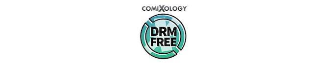 ComiXology DRM-free