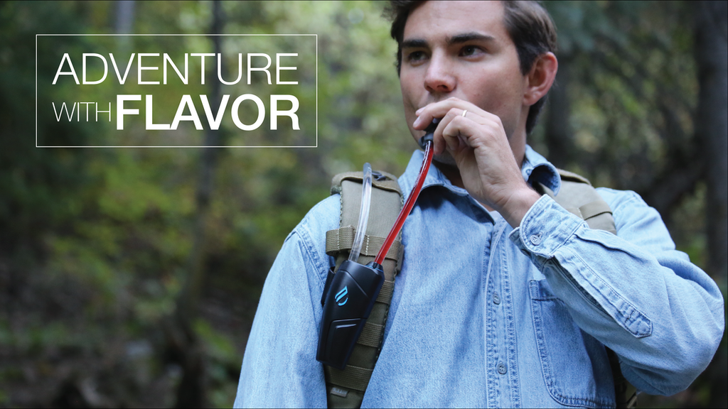 Infuze     The World's First Hydration Pack Flavor Infuser project video thumbnail
