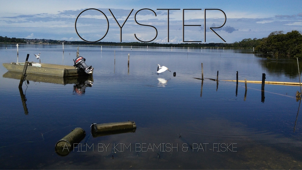 OYSTER - It's about protecting our waterways and estuaries. project video thumbnail