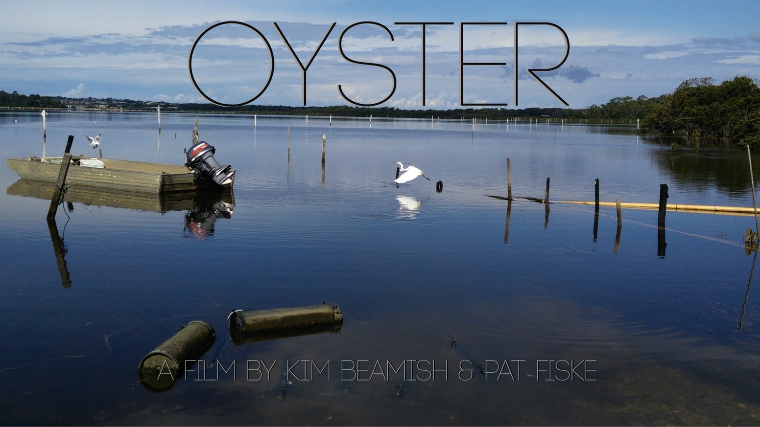 We spend time with a second generation oyster farming family as they deal with the changes happening within their local environment.