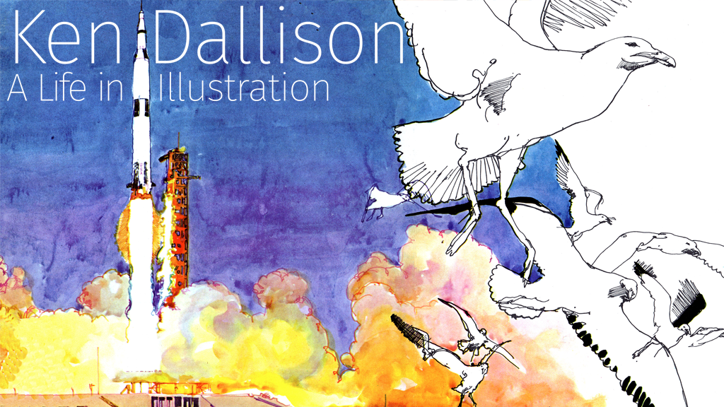 Ken Dallison – A Life in Illustration project video thumbnail