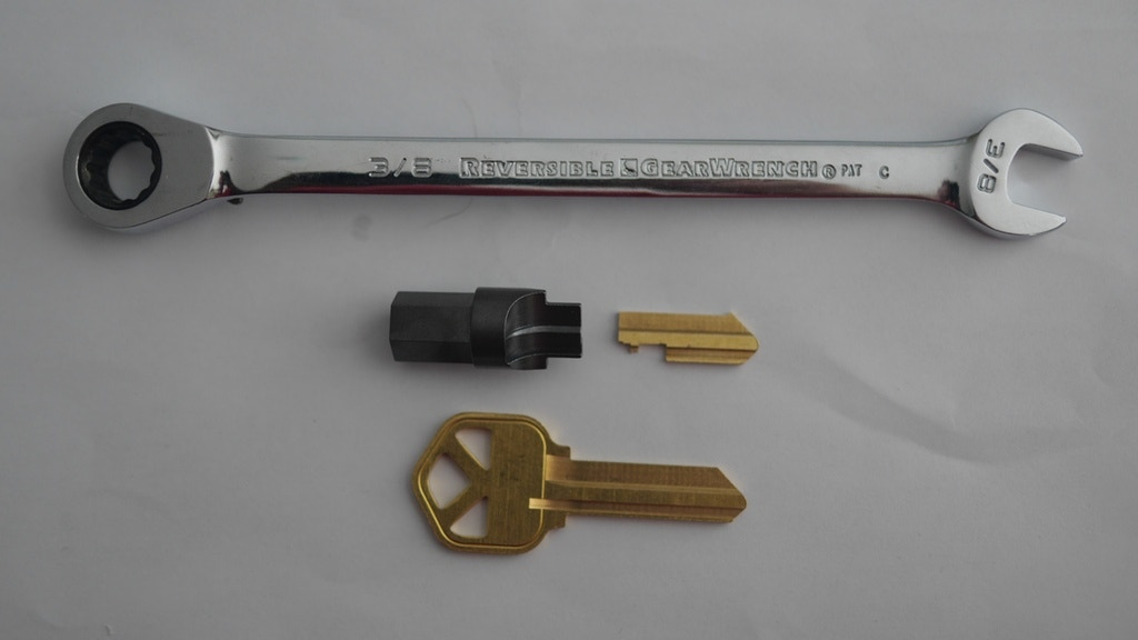 Mr Locksmith Smart Dumb Key Force Tool By Terry Whin
