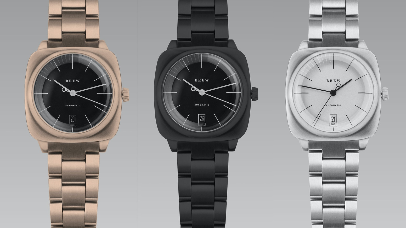 A Modern Classic • High Quality Mechanical Watch
