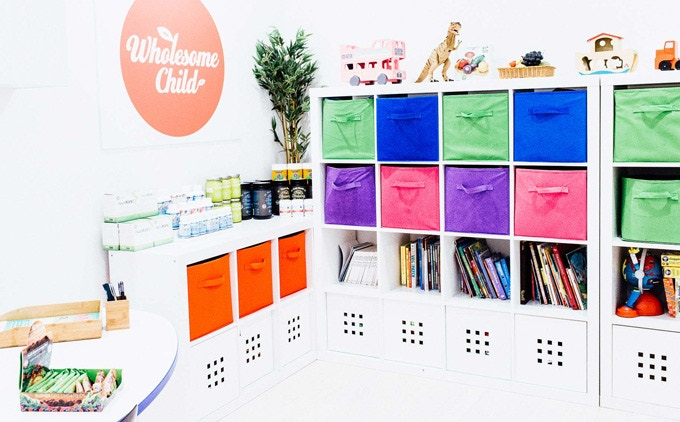 The Wholesome Child Consulting Rooms