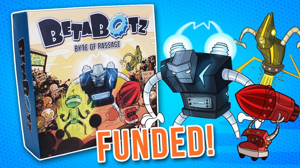 Betabotz project video thumbnail