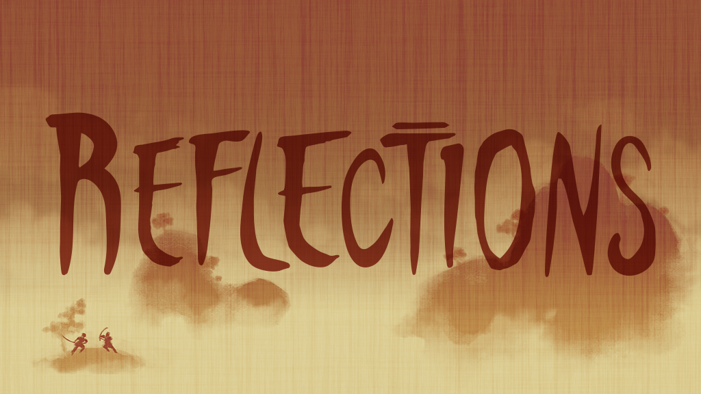 Reflections: A Game of Dueling Samurai project video thumbnail