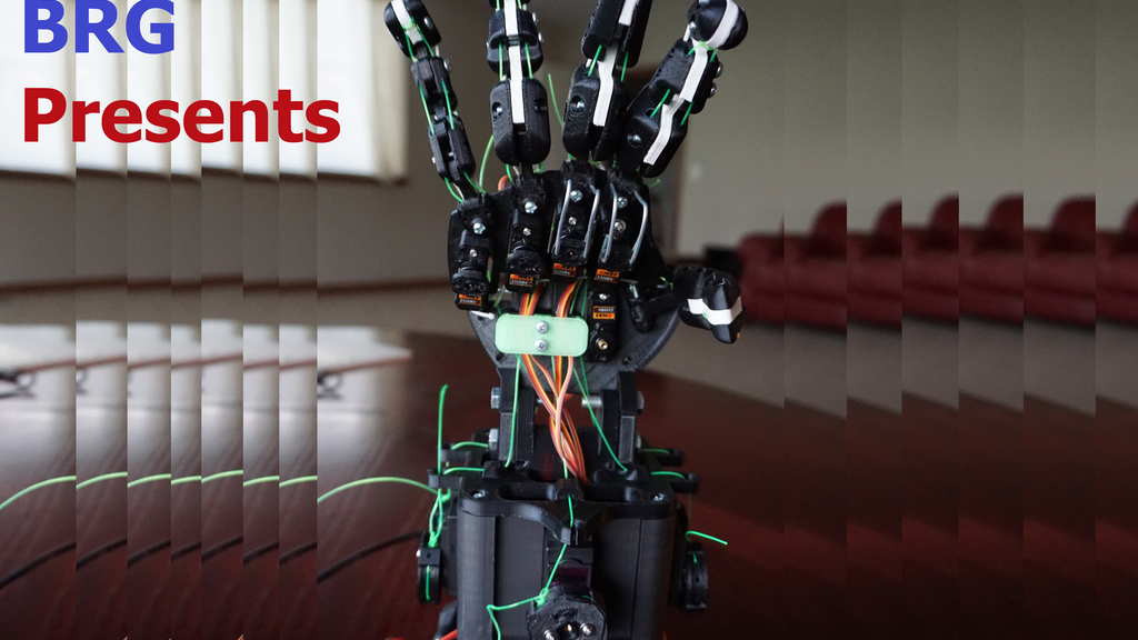 Hobby Hand 2.0 - Prosthetic Hand Robotics Kit project video thumbnail