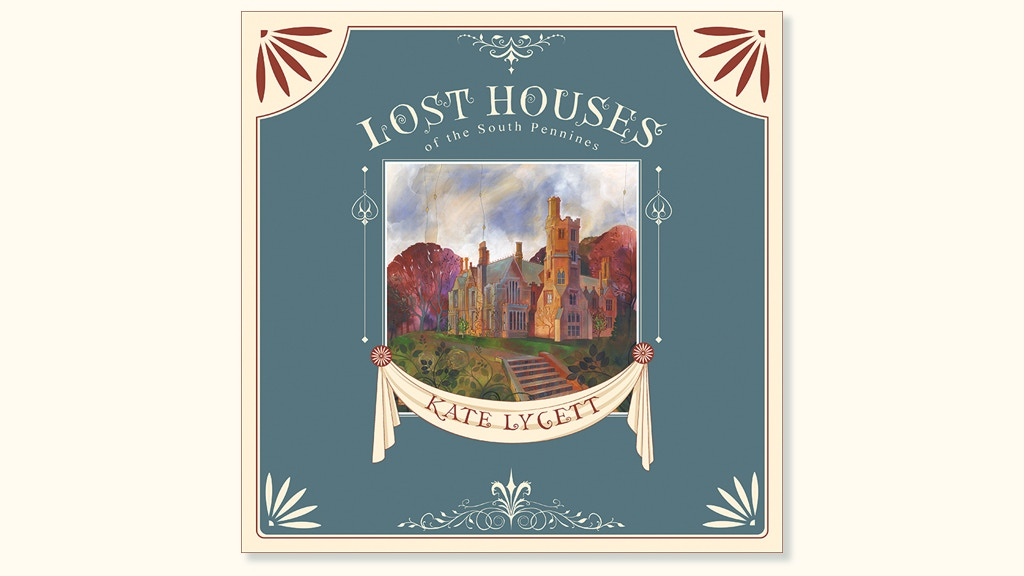 Kate Lycett - Lost Houses of the South Pennines Book project video thumbnail