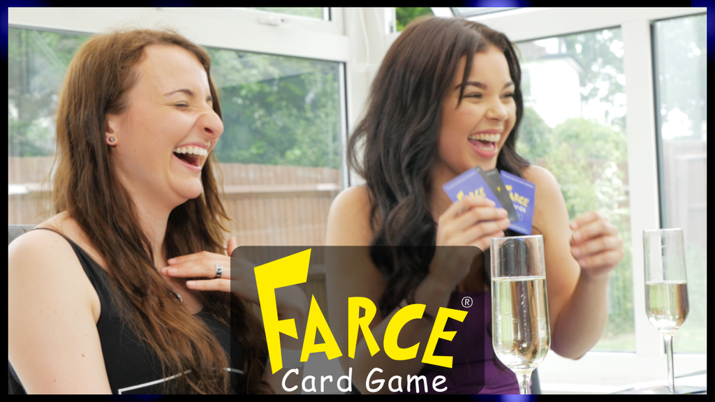 Project image for Farce Card Game – Gets Everyone Laughing!