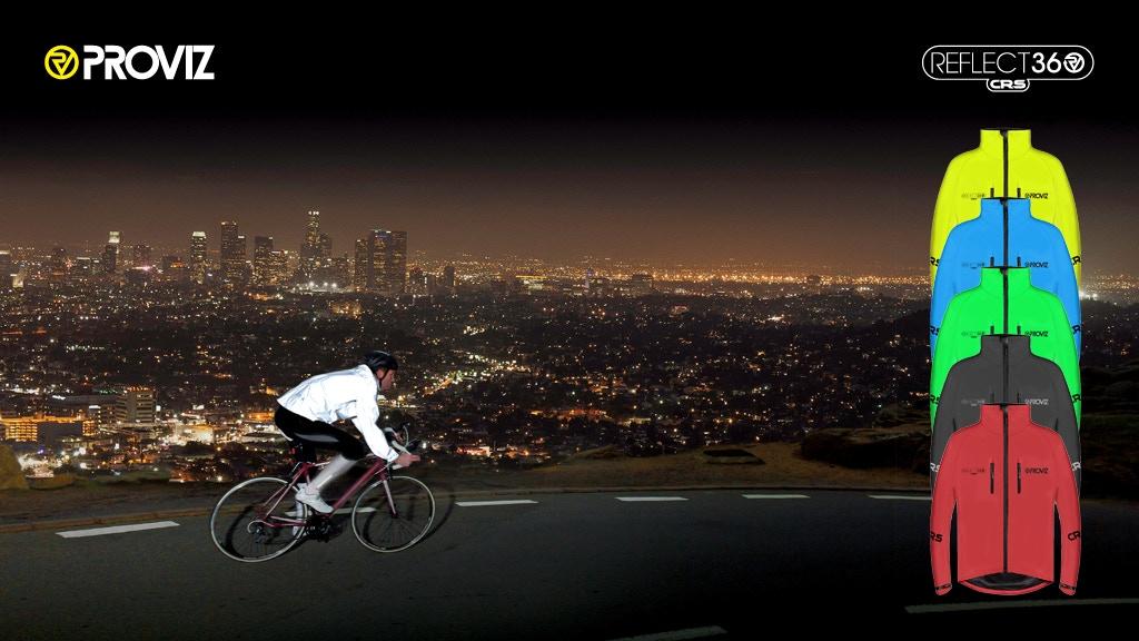 Proviz REFLECT360 CRS - A Cycling Jacket Revolution project video thumbnail