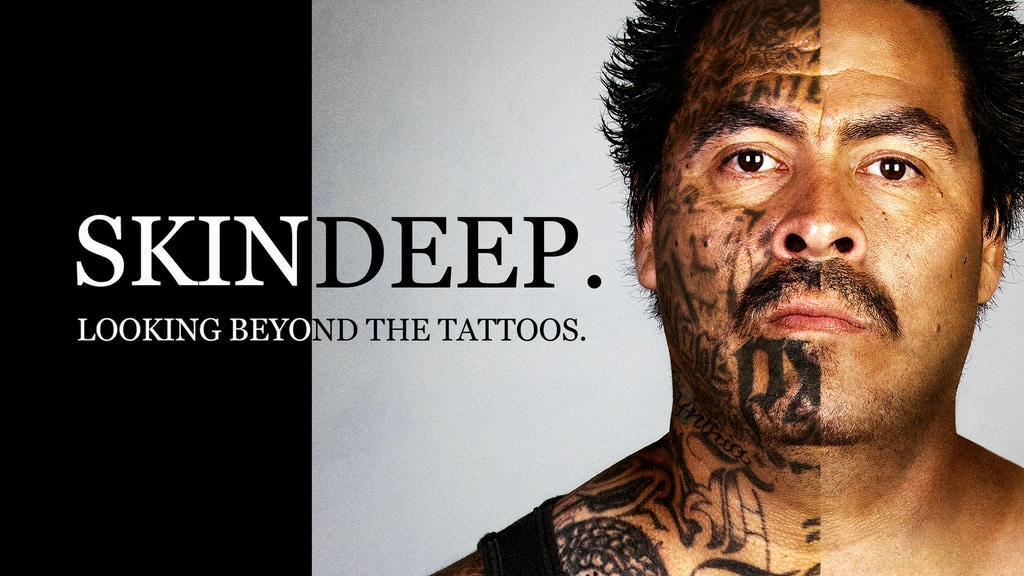 Skin deep, ex-gang members looking beyond the tattoos project video thumbnail