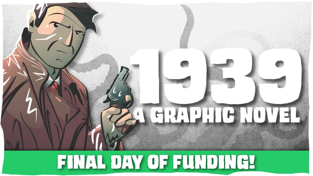 1939: A Graphic Novel project video thumbnail