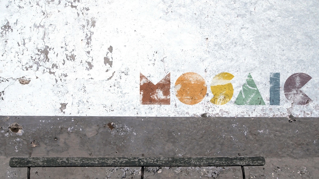The Mosaic EP project video thumbnail