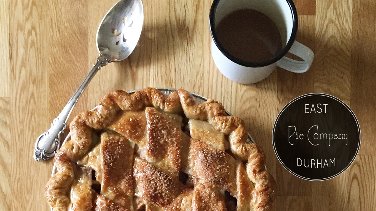With your support we're opening a shop in Old East Durham in 2017! We're excited to bring coffee, pie and baked goods to our local community!