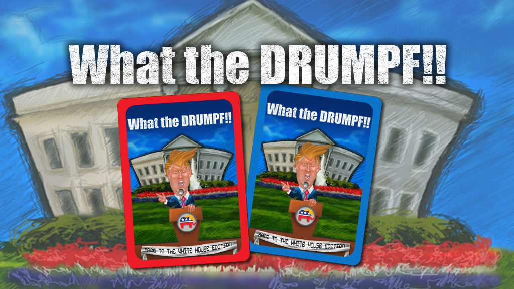 Project image for What the DRUMPF!! (Canceled)