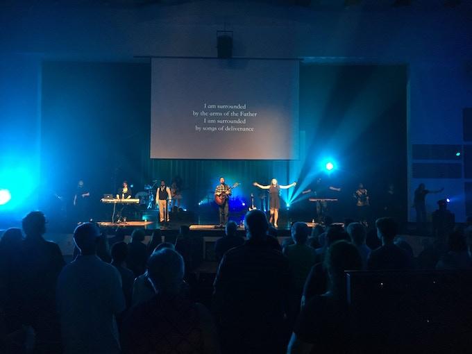 WaterStone Worship (Debut Album) by WaterStone Church