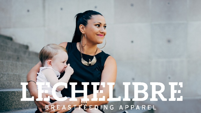 eb0ca589b6abf Leche Libre: Stylish and Functional Breastfeeding Apparel by Andrea ...
