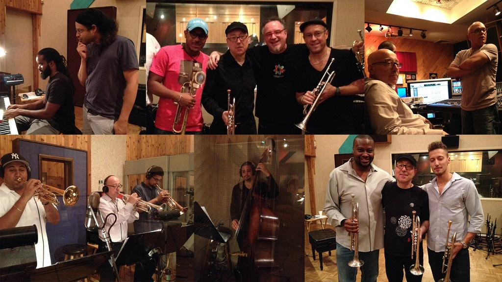 "Support Brian Lynch's Latin Jazz Project ""Madera Latino""! project video thumbnail"