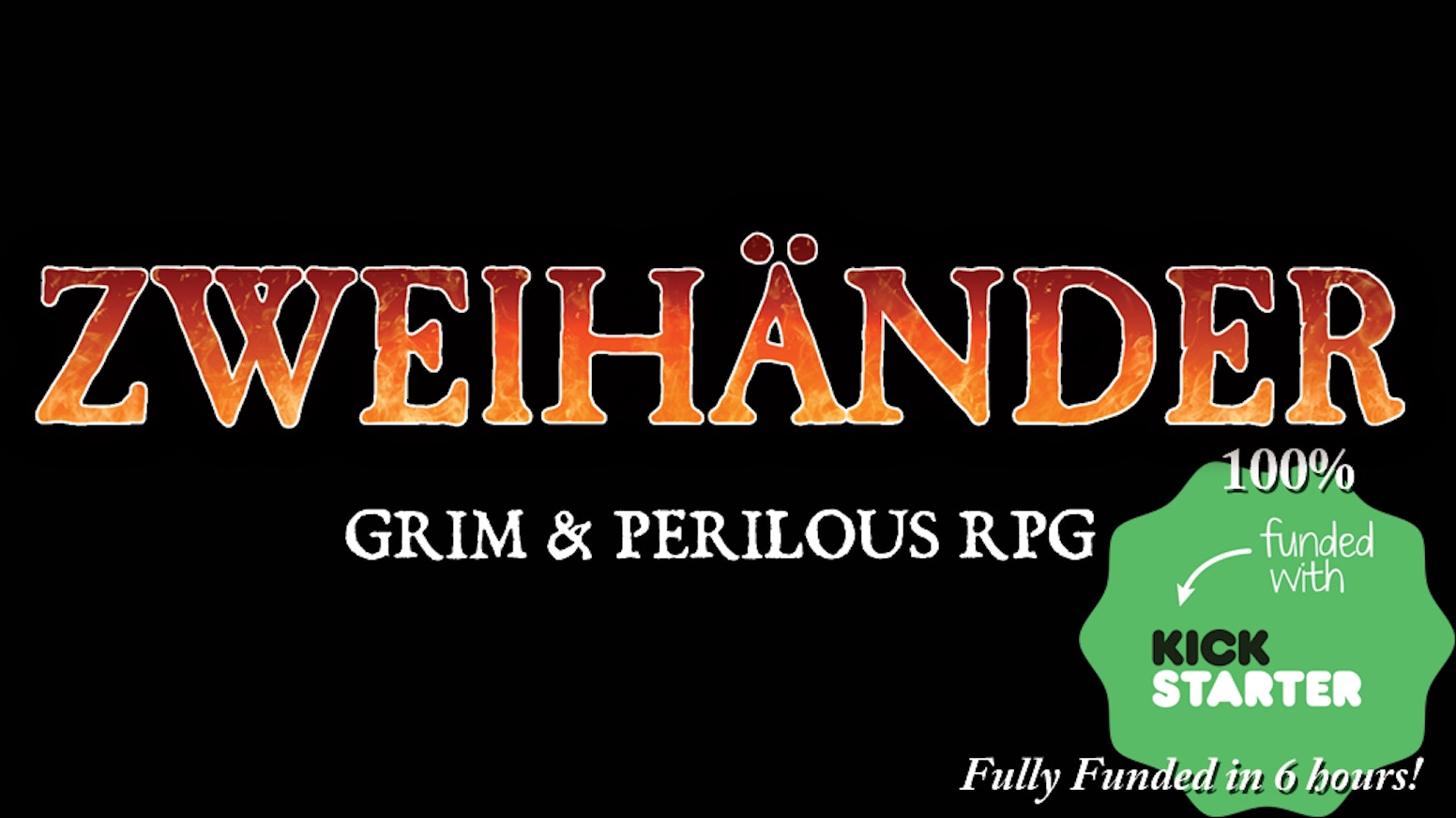 Zweihänder Grim & Perilous RPG Print On Demand Now Available At DriveThruRPG.com!