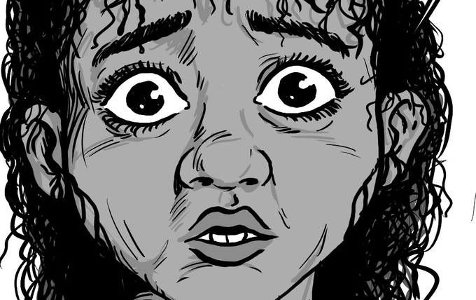 Bust 3 focuses on our new character Dawn, a young girl hiding a world-changing secret.