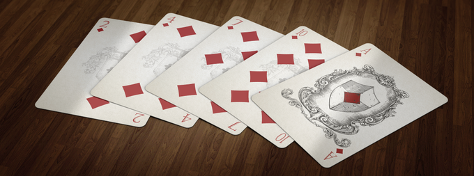 Diamonds - Number Cards
