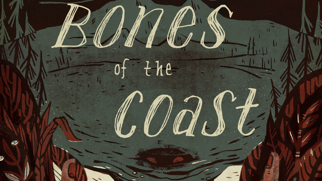 Bones of the Coast - A Comic Anthology of West Coast Horror project video thumbnail