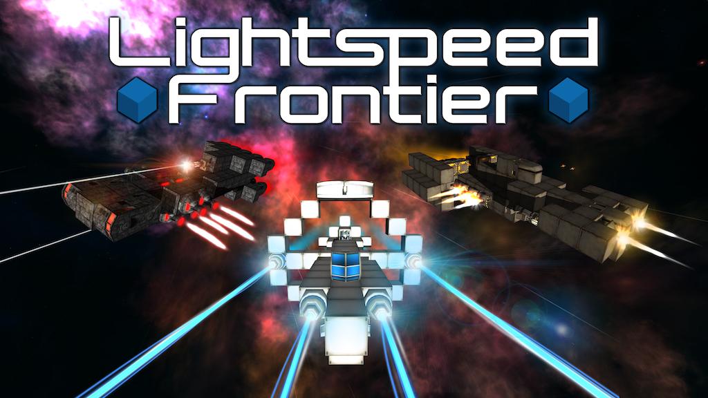 Lightspeed Frontier project video thumbnail