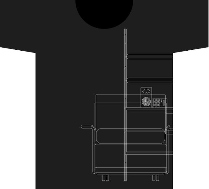 NEW REWARD! Rams film T-shirt, designed by Build.