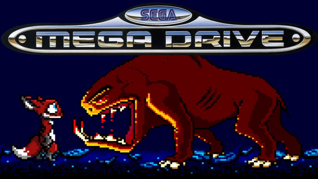 TANGLEWOOD: An original game for the SEGA Genesis/Mega Drive project video thumbnail