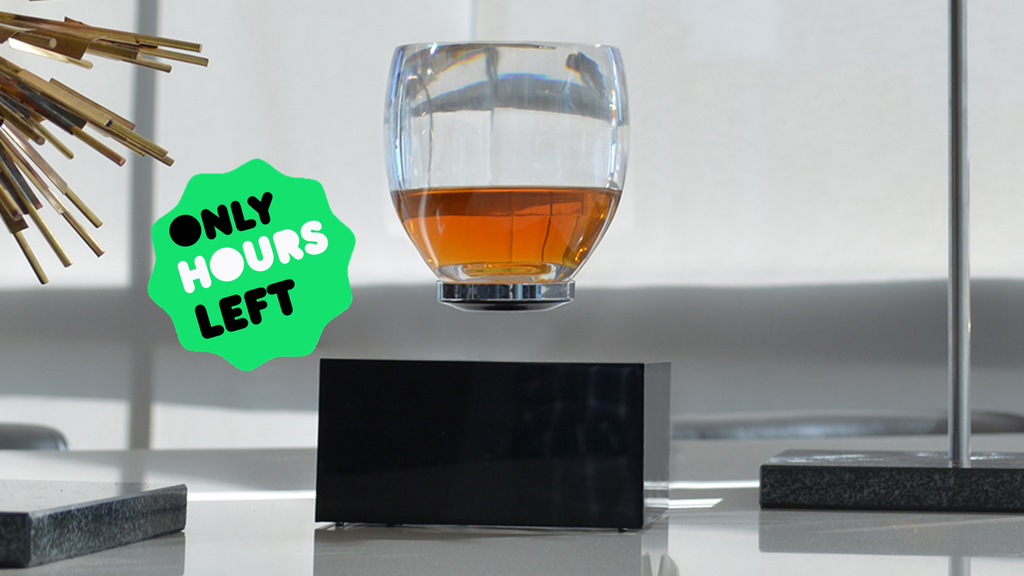 Levitating CUP: Gravity Defying Drinkware project video thumbnail