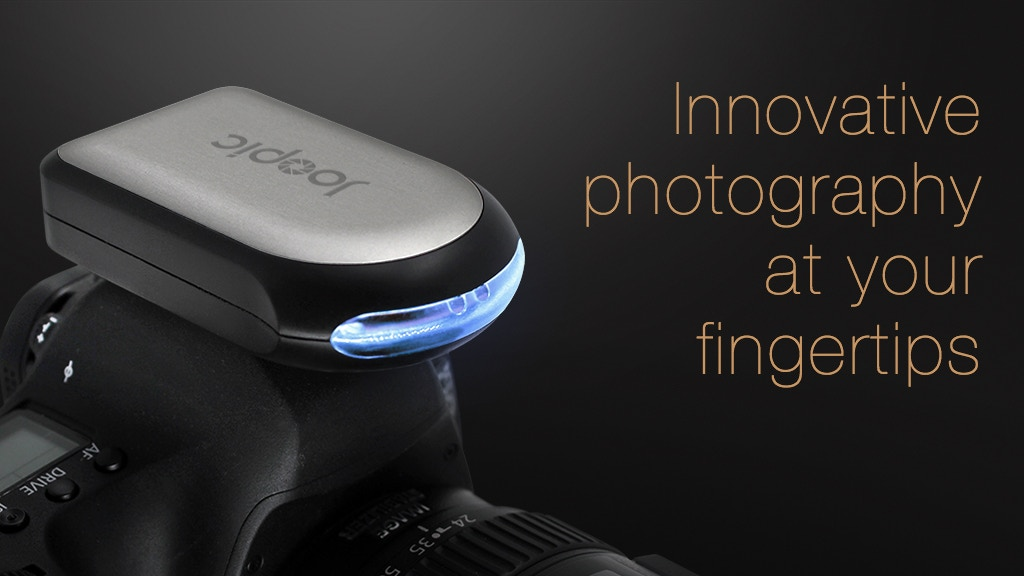 CamBuddy Pro: World's First Do-It-All DSLR Smart Controller project video thumbnail