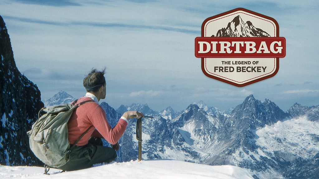 DIRTBAG: THE LEGEND OF FRED BECKEY – a feature documentary project video thumbnail