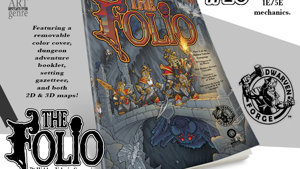 The Folio #10 The Cursed Temple of Tefnut project video thumbnail