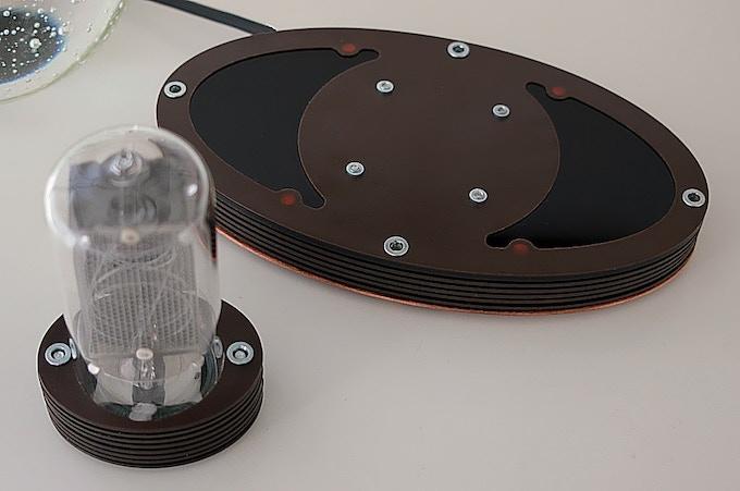 Time Flies: Levitating Nixie Clock by Tony Adams — Kickstarter