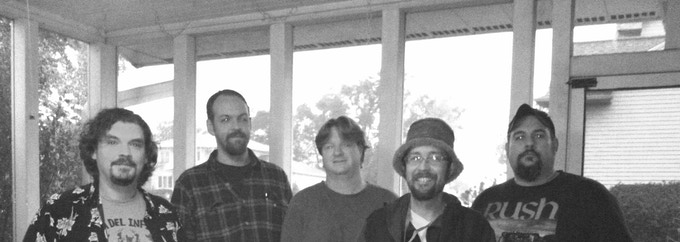 Warren, Patrick, Sean, Bonz and Jon (2013)