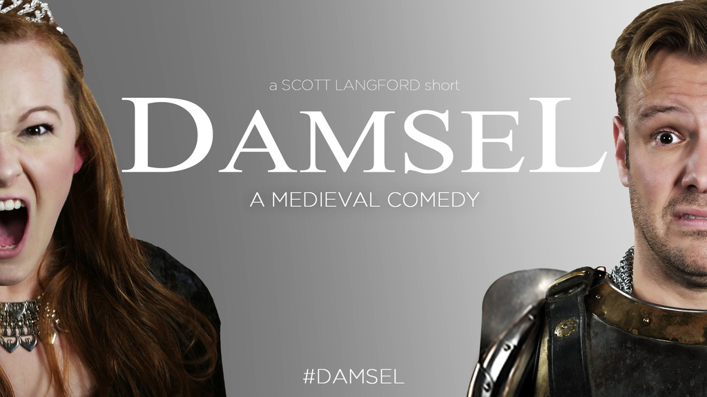 Damsel - A Medieval Comedy project video thumbnail