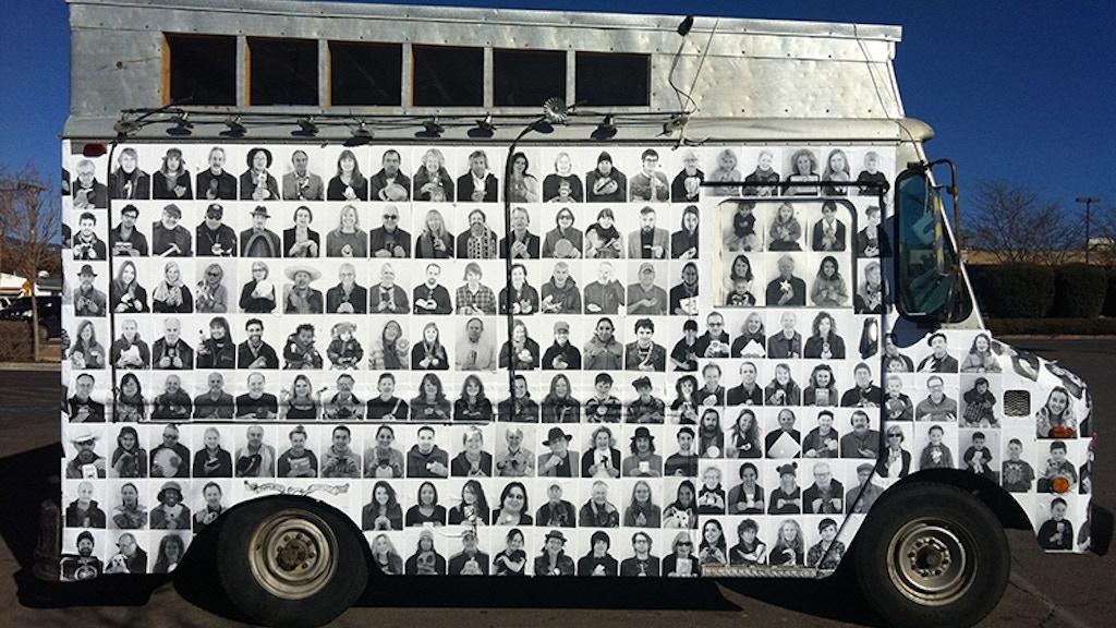 E Pluribus Unum: Dinétah, portrait photos in Navajo country project video thumbnail