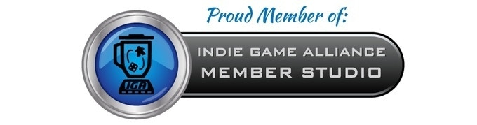 Proud Member of the Indie Game Alliance