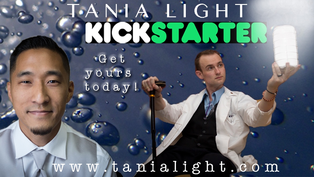 Tania Light: showing the benefits of electrolyzed water project video thumbnail