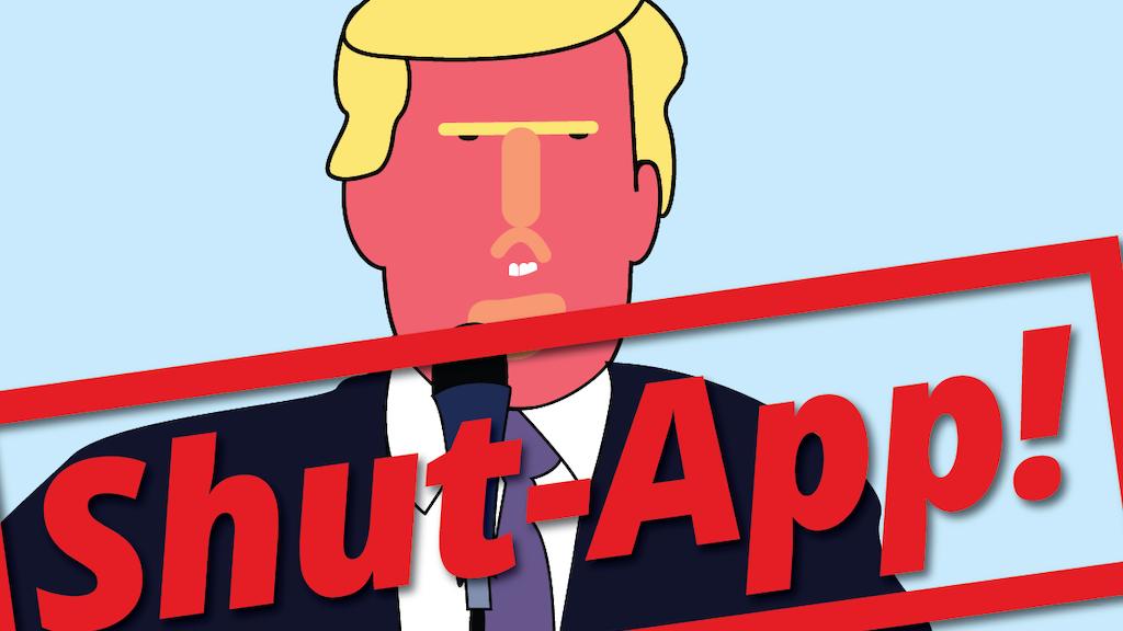 Shut-App! project video thumbnail